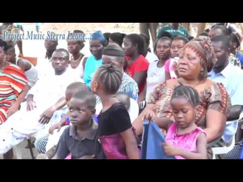 project music Sierra Leone 2015 mp4