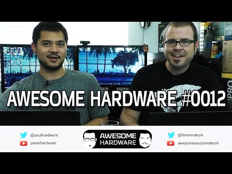 Awesome Hardware #0012A - Assassin's Creed Syndicate, Skylake-E, Air vs Water Cooling