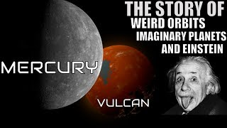 How Mercury Fooled Us Into Believing There Was Planet Vulcan