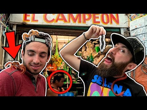 Explorando un Mercado en Ciudad de México con Peter de la G La Merced Centro Tianguis