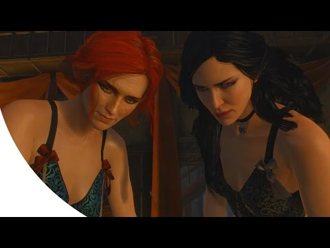 triss and yennefer relationship test
