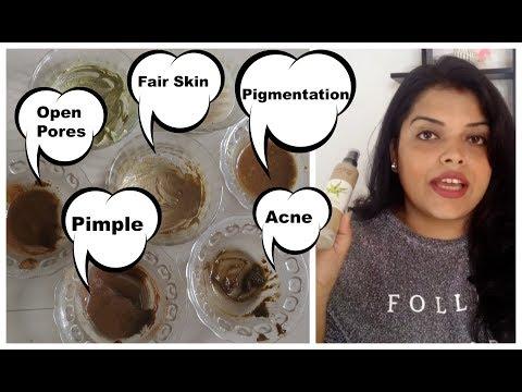त्वचा की सारी परेशानियों का इलाज- FAIR SKIN, JHAIYA, OPEN PORES, PIMPLE/ACNE AYURVEDIC TREATMENT