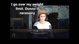 """Twenty second tutorial - Black Desert Online - How to train """"strength"""" (EU/NA)"""