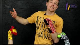 як зробити ляльку з капронових шкарпеток