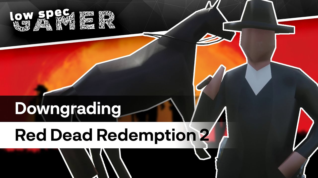 Red Dead Redemption 2 on low end PC gets a bit WEIRD thumbnail