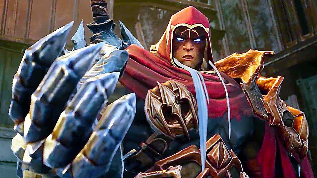 Darksiders 3 Gameplay Walkthrough Demo (Gamecom 2018 ...