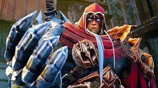Darksiders 3 Gameplay Walkthrough Demo (Gamecom 2018)
