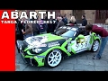 Targa Florio 2017 With Fiat Abarth 124 Spider Rally