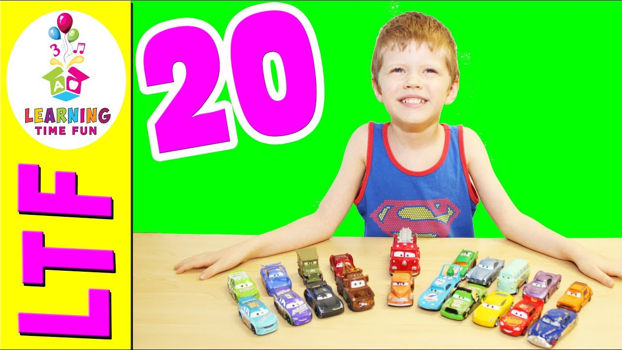 Count To 20 Math Games For Kids Numbers 1 20 Kid S