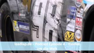leadlap.de - Podcast Episode 4 - Einmal um die Welt