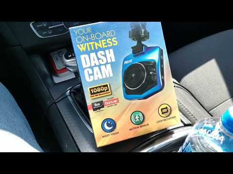Pilot Automotive 1080p Dash Cam
