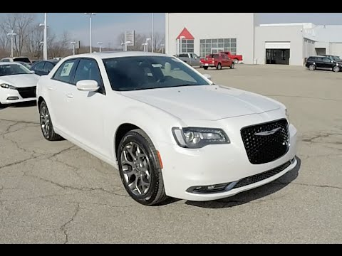 2016 Chrysler 300s Awd 18328