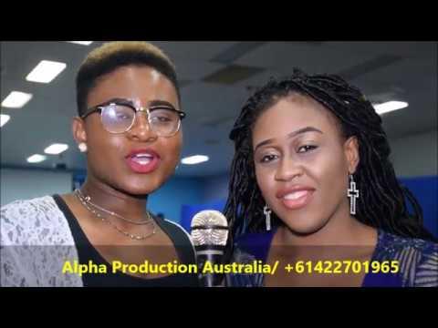 SHALOM: CONCERT LIVE DU FR. AUDIT KABANGU A BRISBANE EN AUSTRALIE