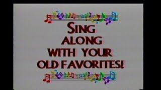 Sing Along With Your Old Favorites!