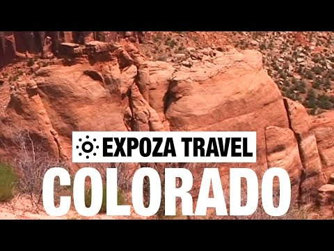 Colorado National Monument Vacation Travel Video Guide