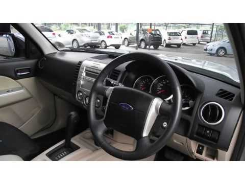 2012 FORD EVEREST 3.0 TDCi 4X4 A/T (ONLY 58000KM!!) Auto For Sale On Auto Trader South Africa
