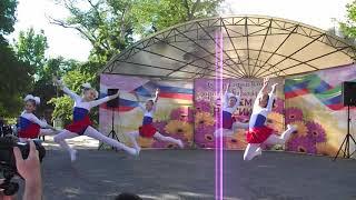 Праздничный концерт посвященный Дню России прошел в г Кизляр