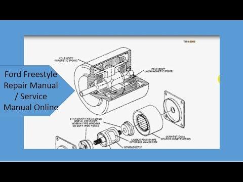 Ford Freestyle Repair Manual / Service Manual Online