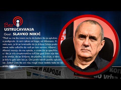 BEZ USTRUČAVANJA - Slavko Nikić: Srbija kao težak bolesnik leži na dva kreveta!