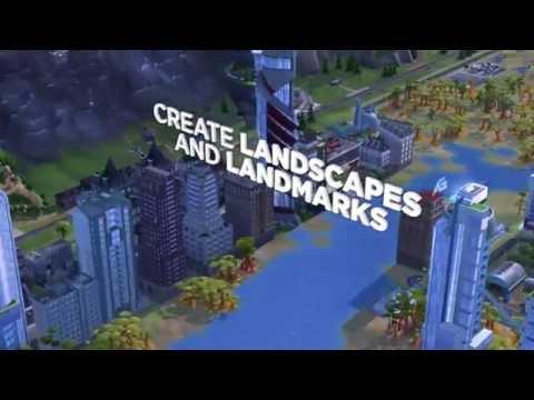 SimCity BuildIt | Landscapes Update
