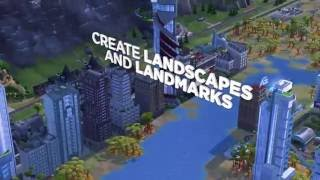 SimCity BuildIt | Landscapes Update