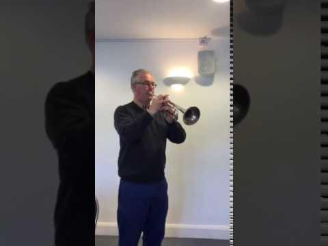 Trumpet-F (first valve)