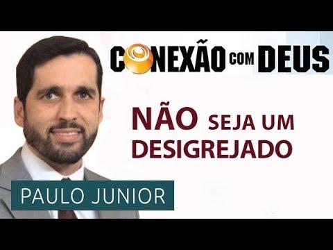 Não seja um desigrejado - Pr Paulo Junior