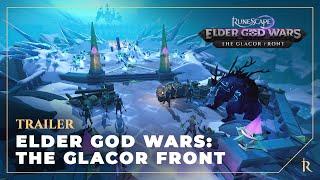 Elder God Wars: The Glacor Front - Announcement Trailer | RuneScape