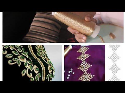 (فرصة لتعلم) طريقة برم خيط صقلي .تقنيات الطرز . صور موديلات رائعة #embroidery #handemade