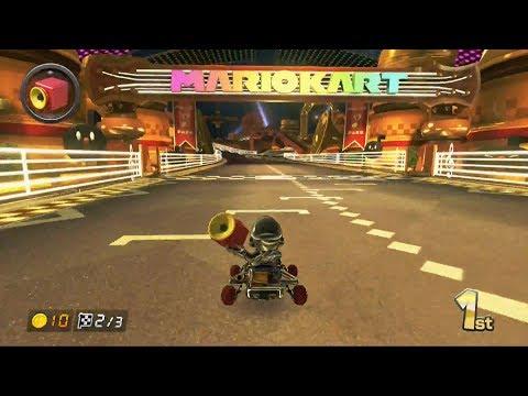 Mario Kart 8: 3DS Music Park [1080 HD]