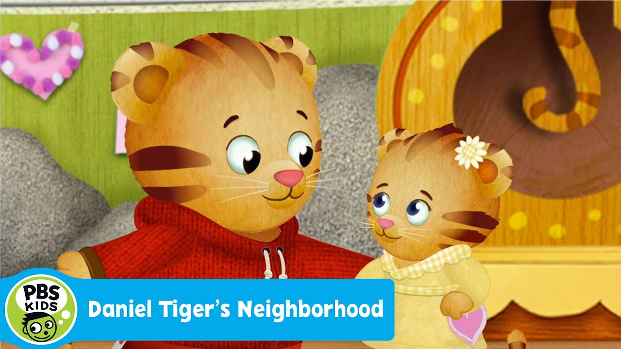 DANIEL TIGER\'S NEIGHBORHOOD | Love Day with my Family | PBS KIDS ...