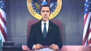 The Boondocks: Obama's Best Speech