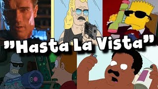 """Hasta La Vista, Baby"" Compilation by AFX"