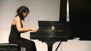 Ines Irawati plays Ravel's La Valse Part 2