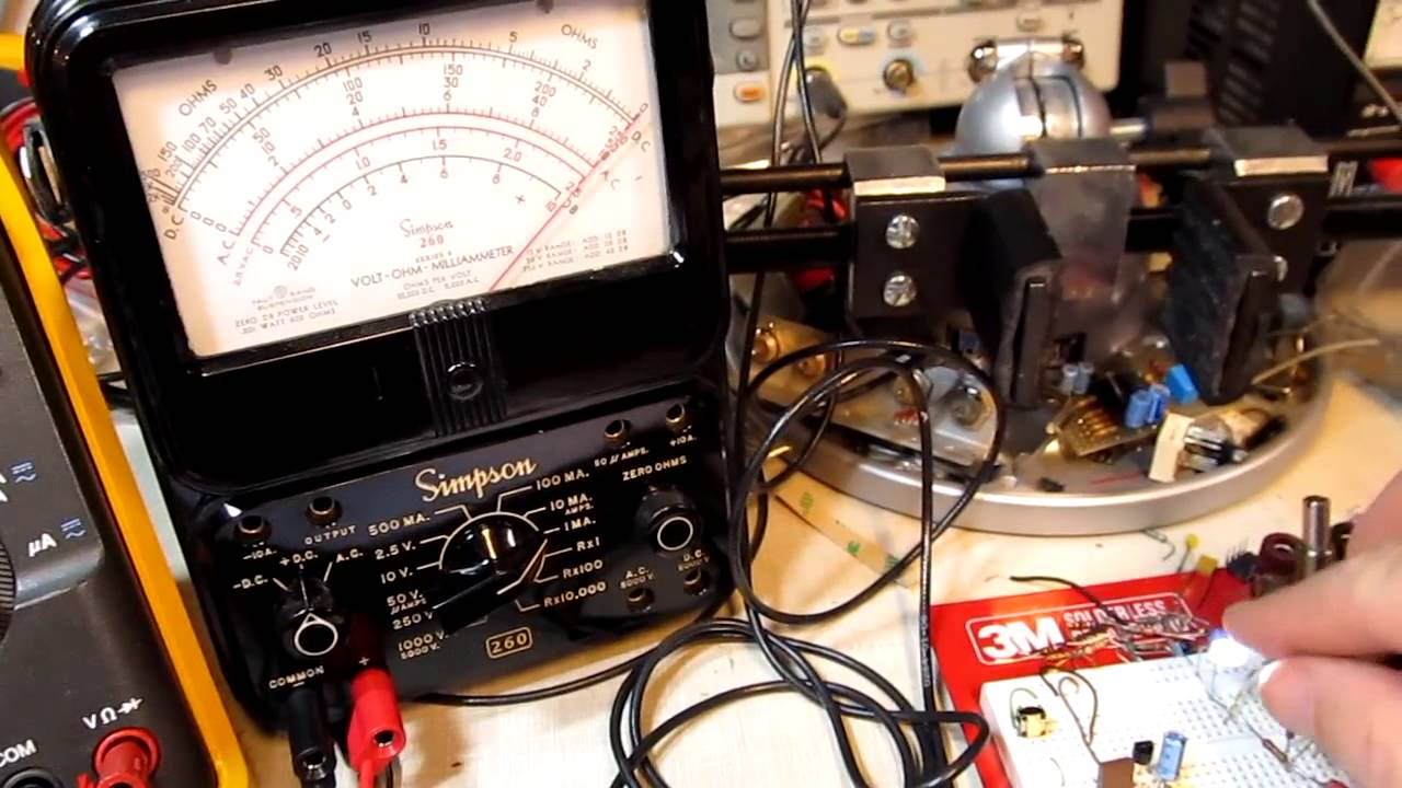 121 Basics Of Scrs And Some Circuit Fun Device How To Diy Rf Switch All About Circuits Forum Tutorial Youtube