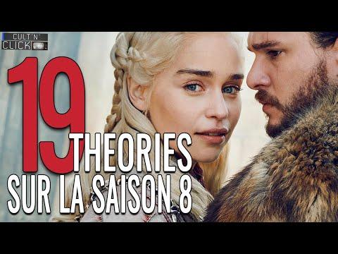 19 théories sur GAME OF THRONES saison 8