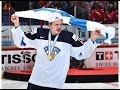 Finland defeat Russia (4-3) with OT goal in WJC 2016 Final(Goal,celebrations & Fin National Anthem)