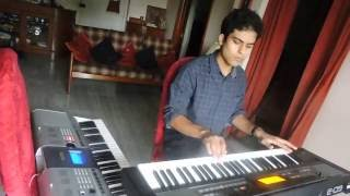 Beche Thakar Gan (Autograph) Instrumental Cover on Roland e09