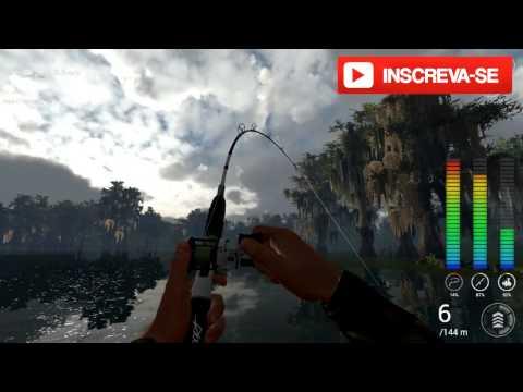 FISHING PLANET BRASIL, Como Pegar Unique Catfish FlatHead em Louisiana