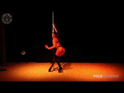 Manyi Deak - Exotic Pole Dance Contest 2016