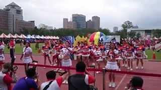 2015英業達運動會英穩達啦啦隊