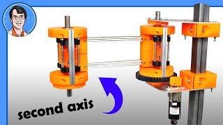 Building a Force Driven Robot Arm #2   James Bruton
