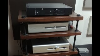 rega Elex R Review vs Schiit Ragnarok Comparison