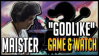 MAISTER MAKING GAME & WATCH LOOK *GODLIKE*
