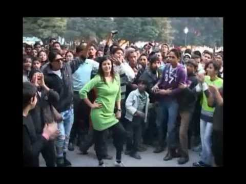 Flash Mob in Sector 17 Chandigarh INDIA *Official*