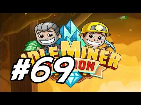 """Idle Miner Tycoon - 69 - """"Making and Spending Fire Cash"""""""