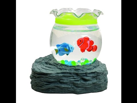 The Magic Mini Toy Fish Aquarium Magnetic Battery Operated Toy Review