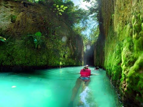 Parque eco arqueológico Xcaret, Cancun