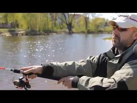 """Как быстро научиться рыбачить! (""""Наша тема"""")"""