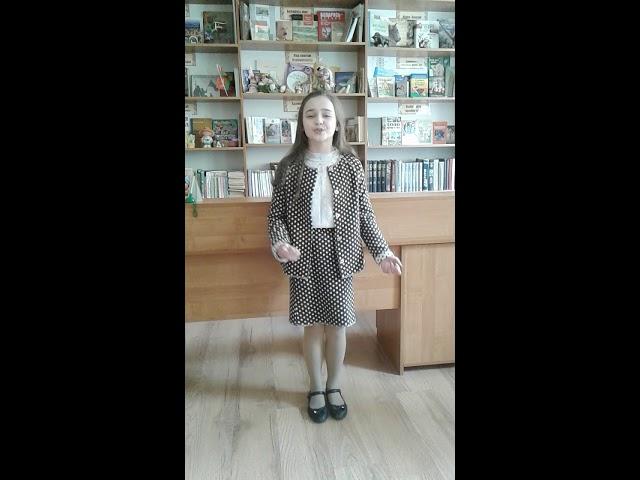 Изображение предпросмотра прочтения – ПолинаКолодзейская читает произведение «Весна! Весна! Как воздух чист...» Е.А.Баратынского